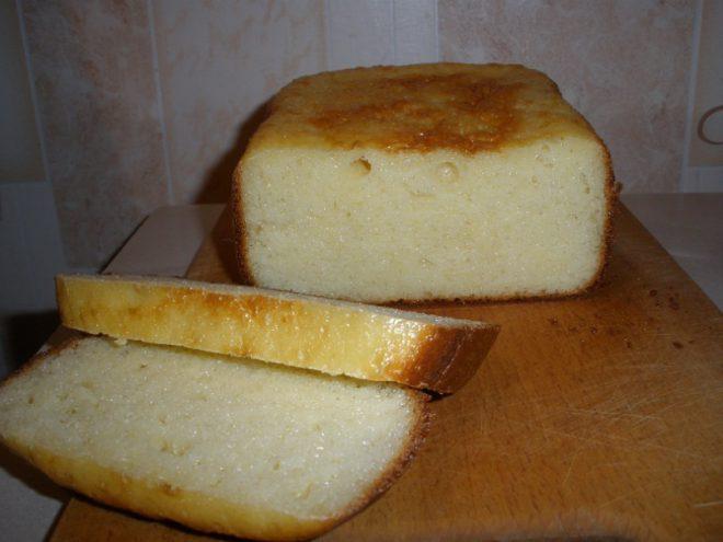 Кекс на сметане без масла рецепт с пошагово