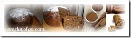 кофейный кекс в хлебопечке