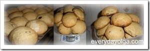овсяное печенье в ХП