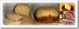 Закусочный хлеб в хлебопечке
