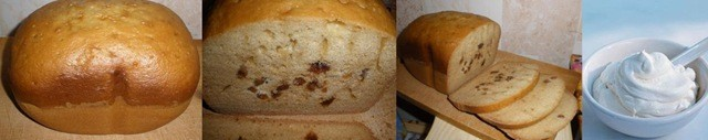 кекс на сметане в хлебопечке