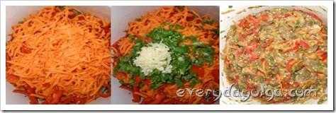 вкусный салат из синеньких