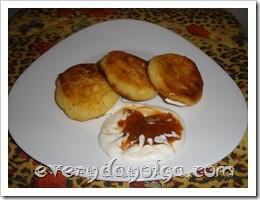 рецепт идеальные сырники