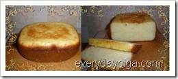 творожный кекс в хлебопечке
