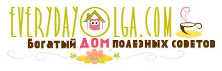 Логотип сайта Богатый ДОМ полезных советов
