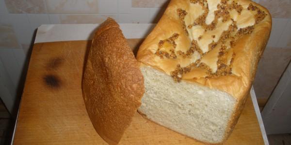 Миниатюра к статье Горчично-молочный хлеб
