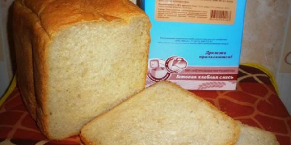 Миниатюра к статье Картофельный хлеб из хлебной смеси